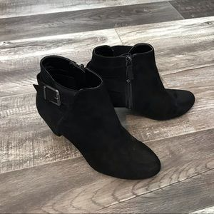 Sam & Libby Ankle Booties